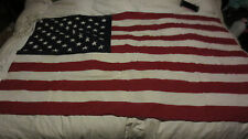 USA 50 STAR FLAG UNITED STATES COUNTRY REPUBLIC EAGLE 34X59 IN POLYESTER COTTON