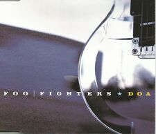 FOO FIGHTERS Doa 4TRX UNRELEASED & & LIVE & VIDEO CD single SEALED w/ CREAM Trk