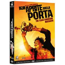 Non Aprite Quella Porta (Ltd) (3 Dvd+Book Da Collezione)[Dvd Nuovo] [DISP 22/11]