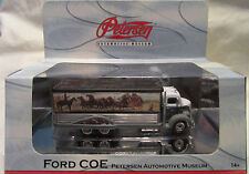 "Hot Wheels CUSTOM 1938 FORD COE ""Smokie And The Bandit"" In Display Case RR  LTD"