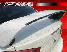 VIS 08-15 Lancer Evo X Carbon Fiber Rear Spoiler/Wing Molding/Trim CZ4A