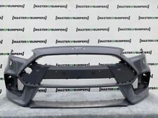 FORD FOCUS RS MK4 2015-2019 FRONT BUMPER IN GREY GENUINE [F545]