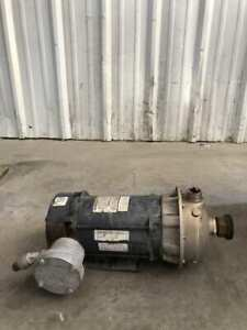Goulds 1ST1F7C4 1-1/2 HP 316SS Centrifugal Water Pump 3450/2875RPM 208-230/460V