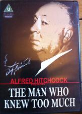 Películas en DVD y Blu-ray drama Hitchcock