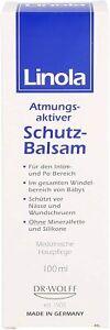 Linola Schutz-Balsam 1 x 100ml Effektiver Schutz vor Scheuern und Wundwerden NEU
