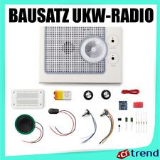FM Transmitter Radio Testsender Funk Oszillator BAUSATZ UKW Sender