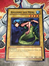 Carte YU GI OH AMAZONE DES MERS CP05-FR012 x 3