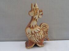 More details for simonsbath studio pottery cockerel pie funnel pie bird exmoor quantock