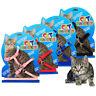 Cat Harness Leash For Kitten Adjustable Pet Traction Harness Belt Cat Collar