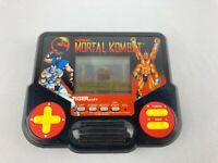 Vintage 1988 Tiger Electronics Midway Mortal Kombat Handheld Game Tested & Works