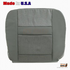 2006 2007 2008 2009 2010 Dodge Ram 2500 3500 Driver Bottom Gray Cloth Seat Cover