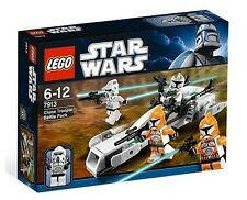 Lego Star Wars Clone Trooper Battle Pack 7913 ARF Bomb Squad Minifigures NISB