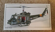 Monogram Huey Hog 1/48 helicopter bagged kit - No Box