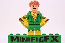 Lego BANSHEE Custom Printed Minifig Super Hero Sean Cassidy Mutant X-Men X Men