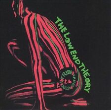 The Low End Theory by A Tribe Called Quest (CD, Sep-1991, Jive (USA))