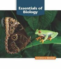 Essentials of Biology by Sylvia S. Mader (2006, Paperback)