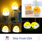 1 x Sanrio Gudetama Lazy Egg 8CM Mini Lamp LED Cute Small Night Light Toy Gift