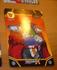 ROCKMAN X MEGAMAN CARD REG CARTE NO 41 BANDAI MADE IN JAPAN 1993 **