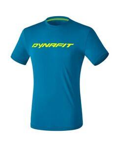 Dynafit Traverse 2 short Sleeve Shirt Trail Running Man, Mykonos Blue