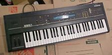 Ensoniq ESQ1 Synthesizer Keyboard - powers on & somewhat works, needs service