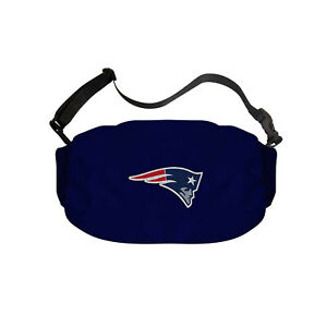 """NEW Licensed Football New England Patriots 15"""" x 7.5"""" Thermal Plush"""