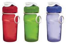 Rubbermaid  Assorted  Plastic  Premium Chug  Water Bottle  BPA Free 14 oz.