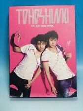 CD+DVD+Earphone Tohoshinki TVXQ JAPAN TONE ALBUM Bigeast Limited Photo Card
