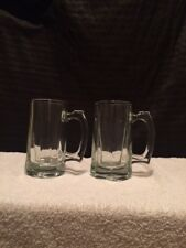 Set Of 2 Libbey 5205 10oz Mug Stein Beer Mug