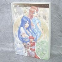 Ys The Art Book w/Poster Illustration Falcom Book SB53*