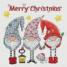Christmas Gnomes~Les Petites Croix De Lucie