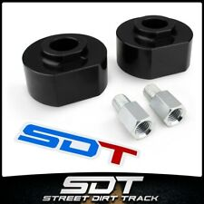 """1.5"""" Front Spacers Lift Kit + Stud Ext For 80-20 Ford F150 F250 F350 Excursion"""