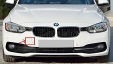 BMW f30 f31 LCI 3 SERIE NUOVO ORIGINALE gancio traino paraurti anteriore Eye Cover CAP 7396837