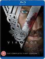 VIKINGS Saison 1 Blu ray Neuf