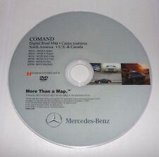 Mercedes NTG1 2016 Navigation DVD Comand Aps North America v15 Map GPS Update