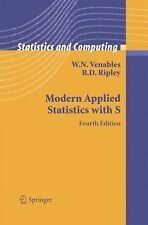 Statistics and Computing Ser.: Modern Applied Statistics with S by B. D....
