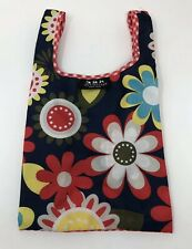 Envirosax Reuseable Bag Lunch Sack Floral Gingham Check Small Mini Red Blue
