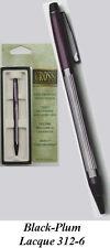 Cross Metropolis  Plum & Metalic  Retractable Ballpoint Pen  312-6 MADE IN USA