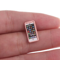 1/12 Scale phone Dollhouse Miniature Toy 1PC Kitchen living room Accessories US