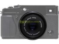 Carl Zeiss Jena, obiettivo Tessar 50mm. f2,8, con innesto Fuji digital 75/2,8 eq