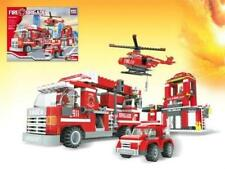Bric Tek Brictek Fire Brigade Department 697 Pcs (Compatible) 21901