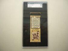 1935/36 DIAMOND TAN TYPE 2 MATCHBOOK ART CHAPMAN SHARP!! SGC 1.5 MATCH BOOK