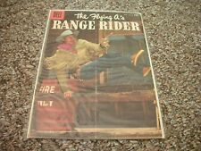 The Flying A's Range Rider # 14 (1956) Dell Comics