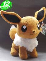 Pokemon Go Go Eevee Plush Doll 12 inches PNPL8045