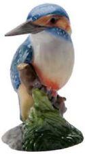 New boxed John Beswick Kingfisher miniature bird figure JBMB4