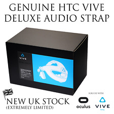 NEW Genuine HTC Vive Deluxe Audio Strap (DAS) - Oculus Quest  (Frankenquest!)