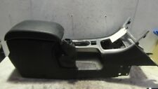 Ford Mondeo MA 2008 2L Turbo Diesel Console Complete with Black Leather Lid