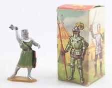 Figurine SOLDAT STARLUX CHEVALIER MASSE D'ARME / antique toy soldier