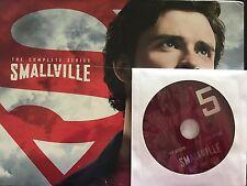 Smallville - Season 1, Disc 5 REPLACEMENT DISC (not full season)