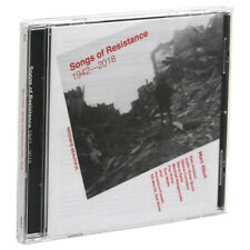 Marc Ribot - Songs of Resistance 1942-2018 Audio CD
