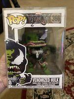 Funko POP! Marvel Venom: Venomized Hulk #366 Vinyl Figure